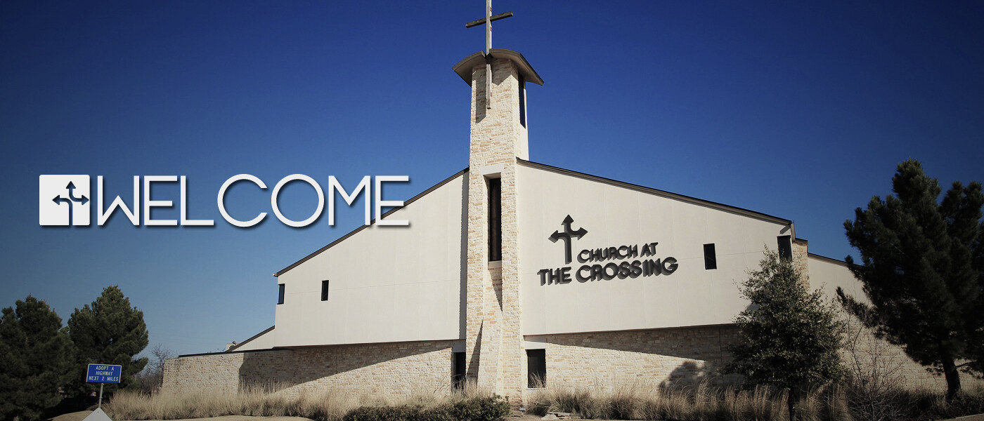 Crossing Welcome Hazy