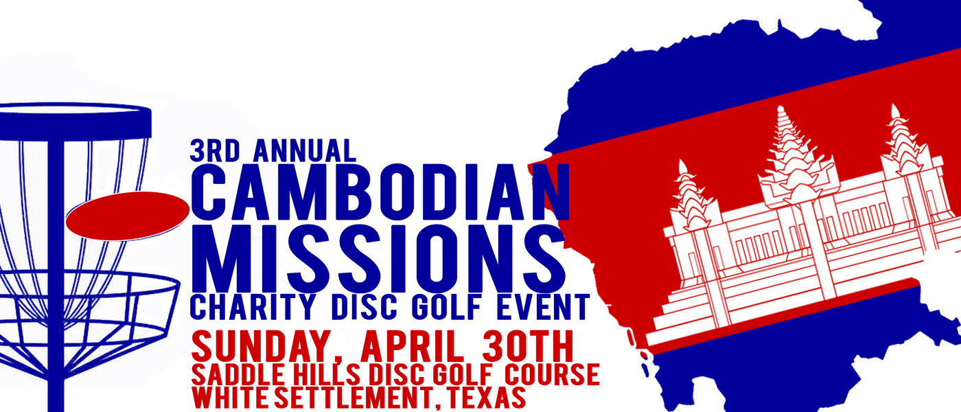 Cambodia Disc Golf Tournament