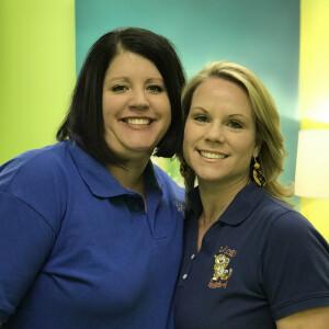 Tera Browne & Jennifer Starkey