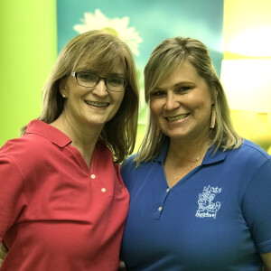 Kristi Clyburn & Fiona McLendon
