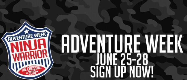 Adventure Week 2018