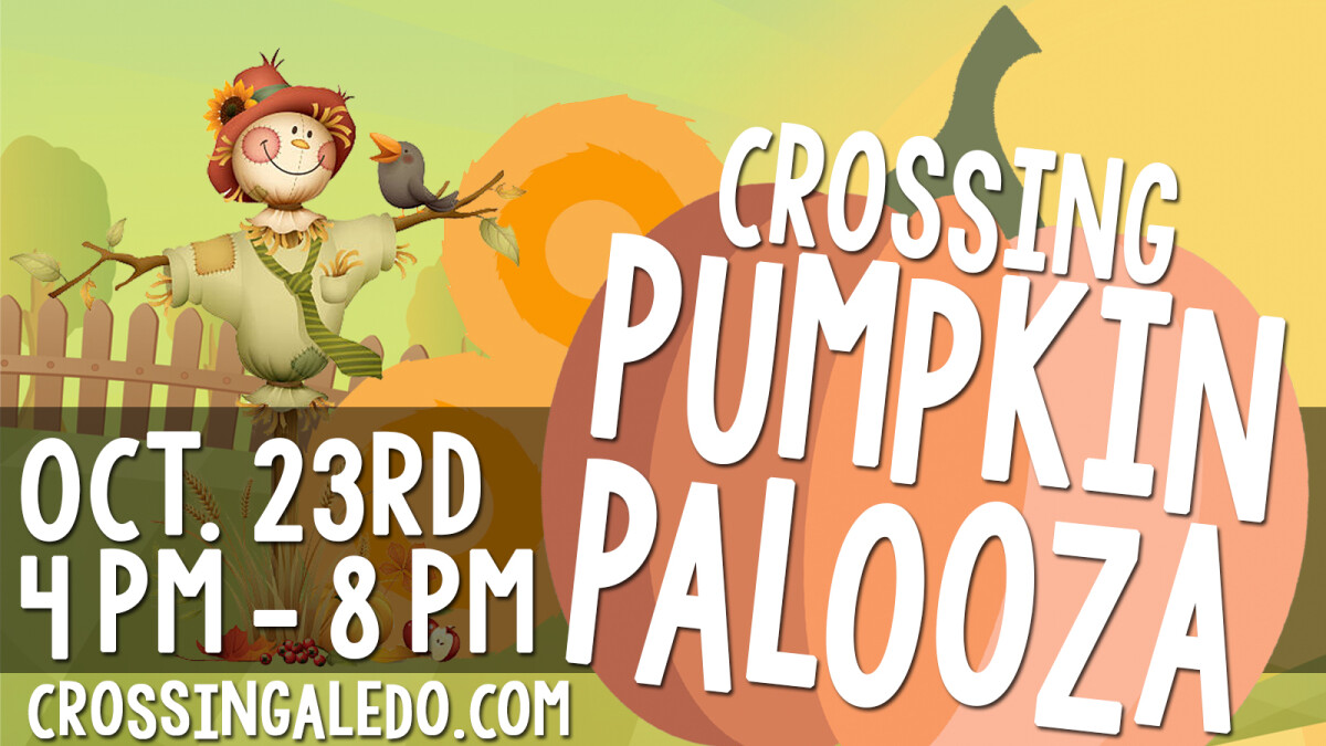 Crossing Pumpkin Palooza 2021
